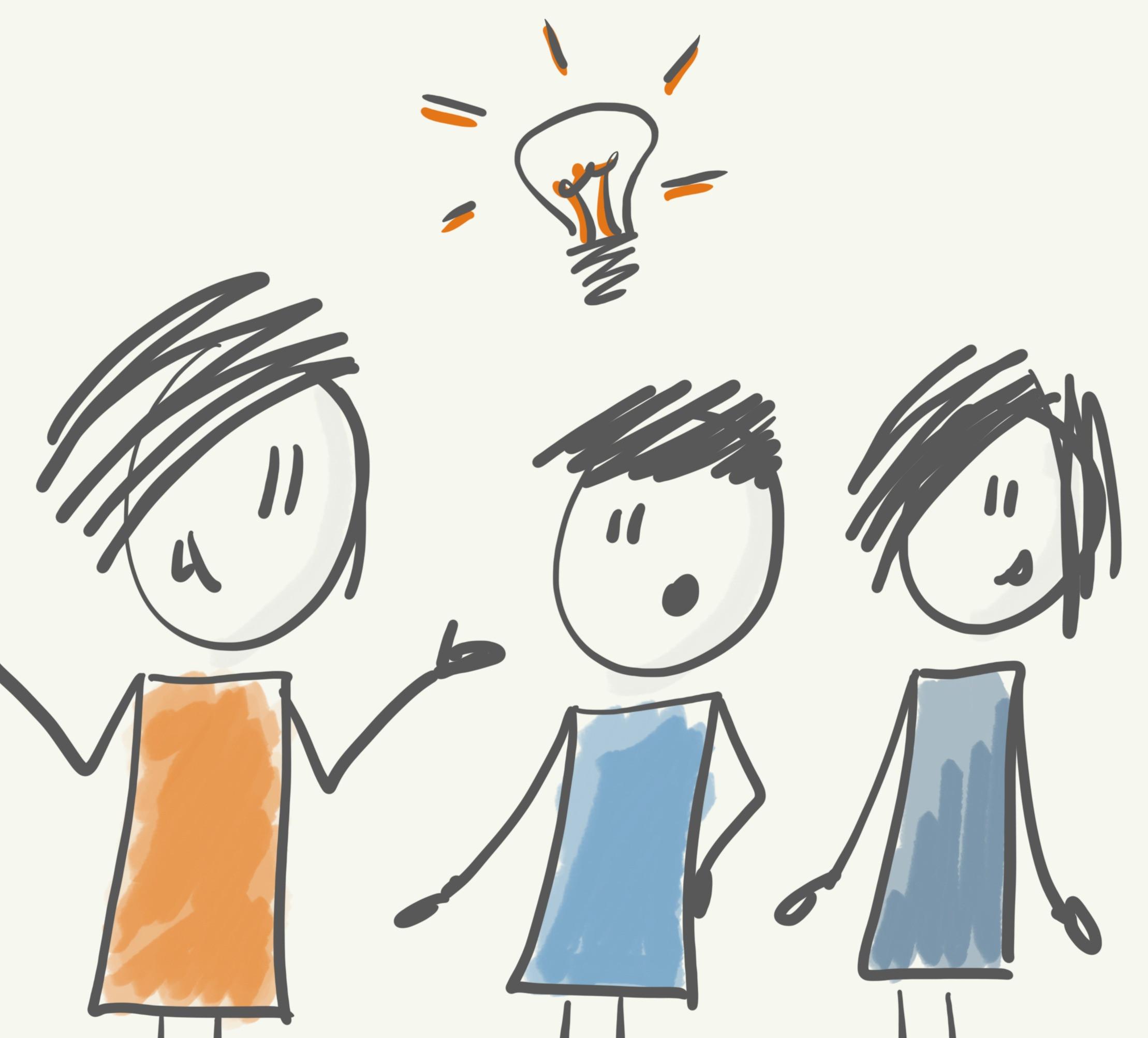 Boostez la créativité !