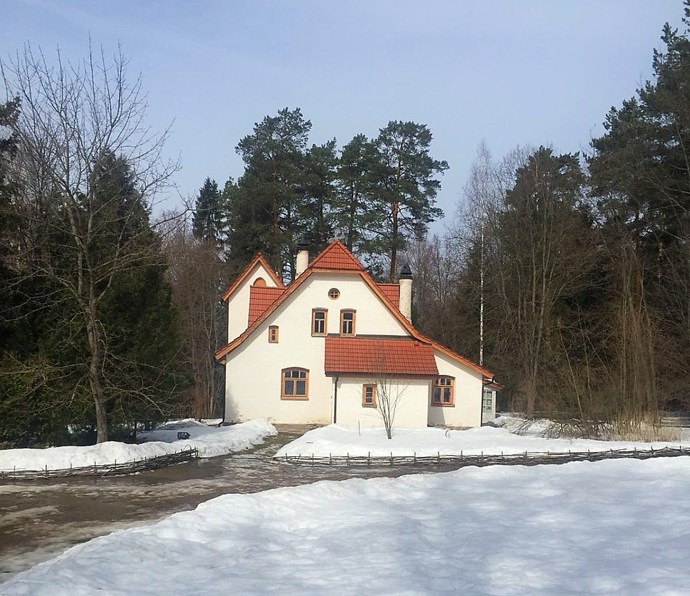 Polenov Abbey