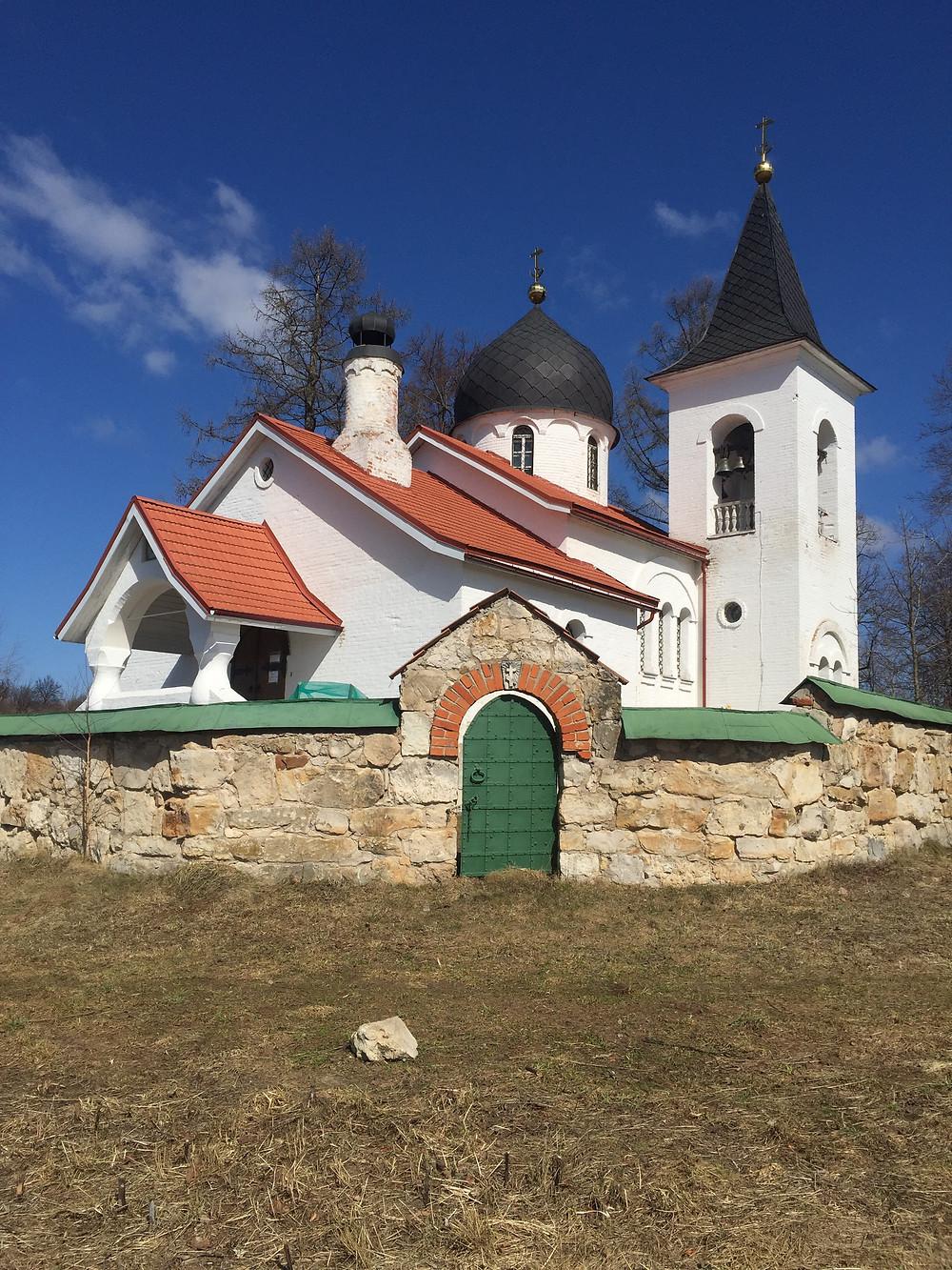 Polenov Church