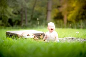baby lifestyle shoot