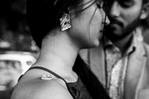 engagement ring photo at mumbai for prewedding