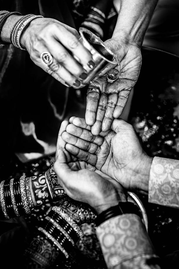 Rituals black and white