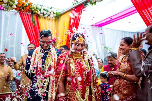 gujrati wedding pheras