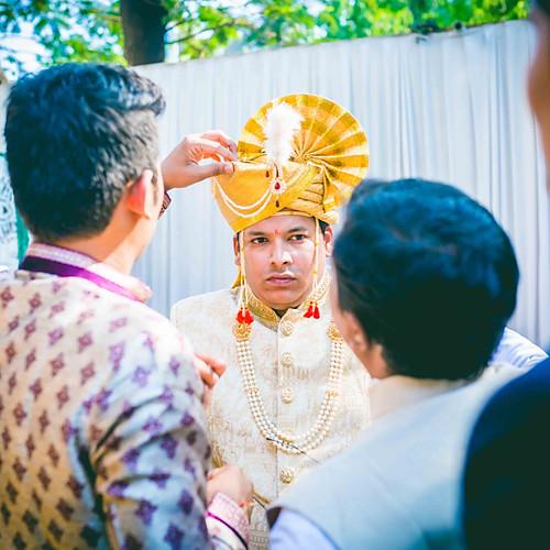 Sanket + Niyati Wedding