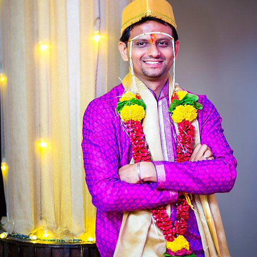 Siddhiv+Radha Wedding