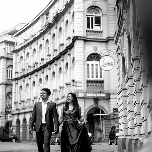 Gaurav + Kanchan Prewedding