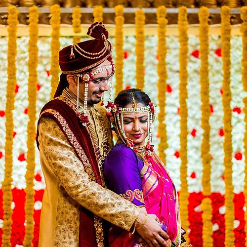 Amol Prajakta Wedding