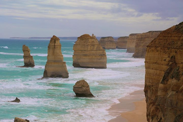 Filming the 12 Apostles