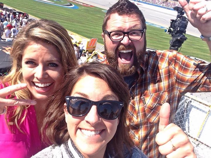 Talladega Race Day