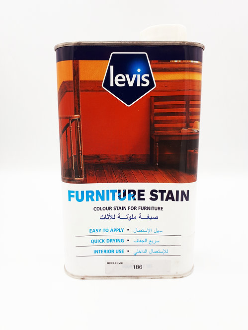 LEVIS FURNITURE STAIN 1 LTR
