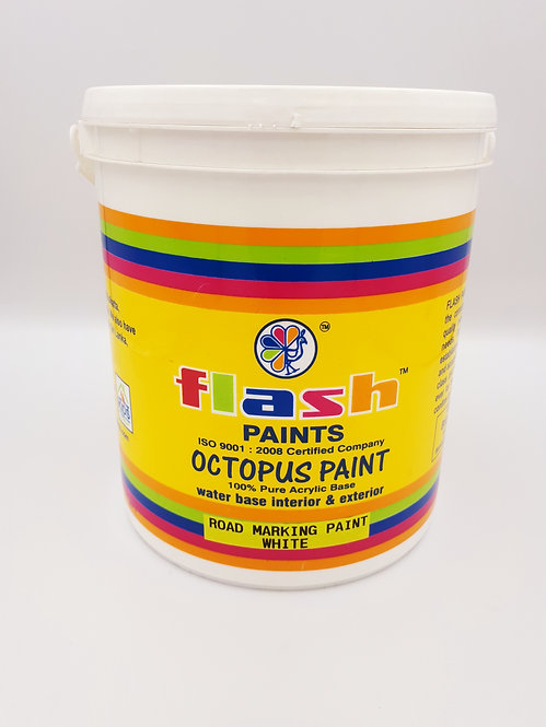 FLASH ROAD MARKING PAINT 4 LTR