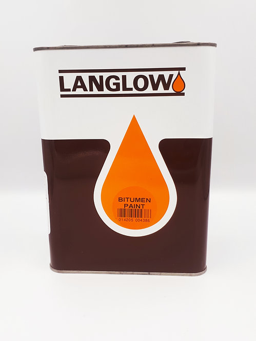 LANGLOW BITUMEN PAINT