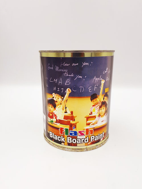 FLASH BLACK BOARD PAINT 1 LTR