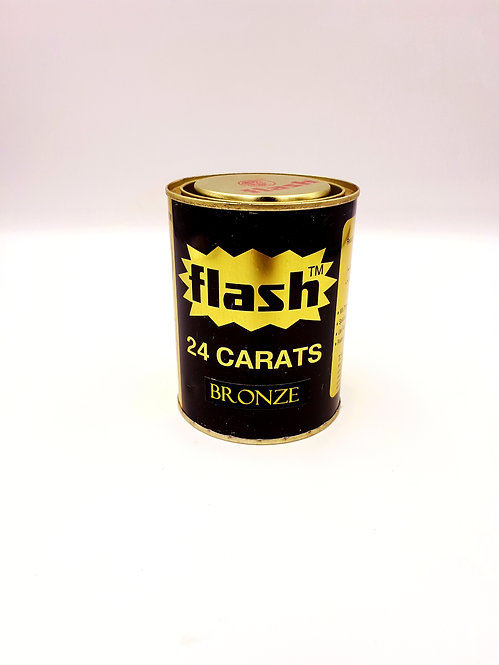 FLASH 24 CARAT BRONZE PAINT - 102