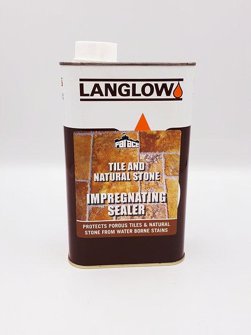 LANGLOW TILE AND NATURAL STONE IMPREGNATING SEALER