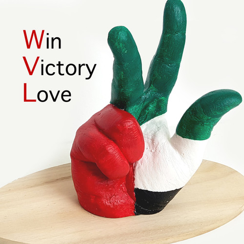 UAE National Day - Win Victory Love DIY Special