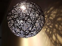 Install Lampshade