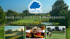 THINK SPRING & Join Knob Hill Golf Club for 2018