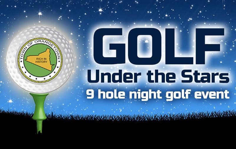 Golf Under the Stars - 9 Hole Night Golf Event