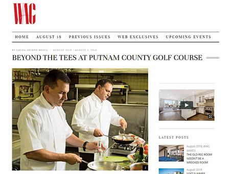 Putnam County Golf Club Featured in WAG...