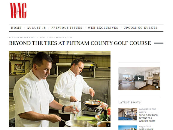 Putnam County Golf Course in WAG