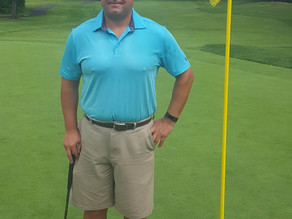 Congratulations to Knob Hill Golf Club's 2018 Men's Overall Club Champion, Mike Briganti