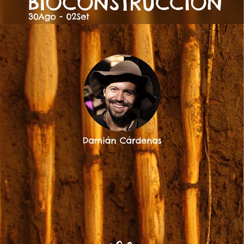 Taller de BioConstruccion con Damian Cardenas