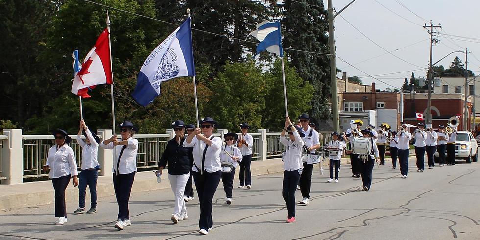 Durham Fall Fair Parade