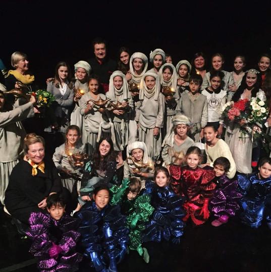 Opera Opera Aladdin by Kurt Atterberg 2014