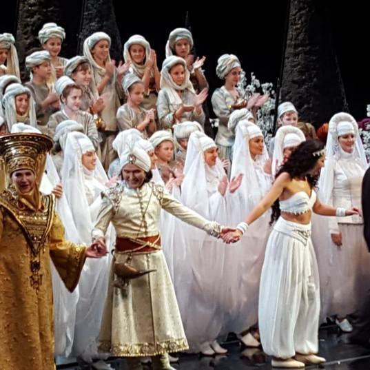 Opera Aladdin by Kurt Atterberg 2014