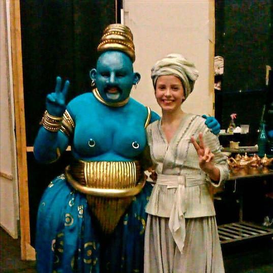 Opera Aladdin by Kurt Atterberg 2015