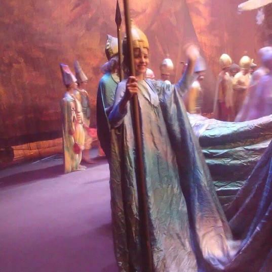 Opera ''The Tale of Tsar Saltan'' by Rimsky-Korsakov
