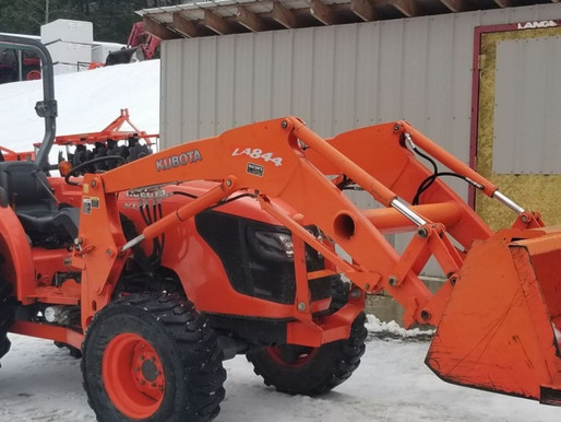The misunderstood tractor.. Why buy used?