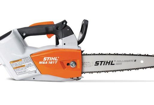 Stihl battery Chainsaw