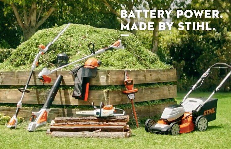 battery full line
