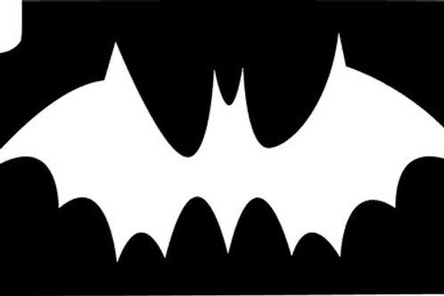 Pack 5 Stencils - Morcego