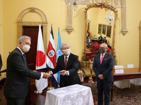 UNOPS gestionará donación del gobierno de Japón a CCSS