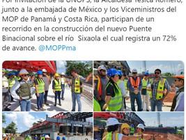 Publicación del Municipio de Changuinola - Panamá