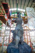 Restauración al Monumento Garantías Soci