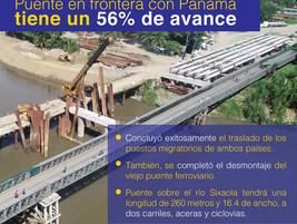 Avanza Puente Binacional Sixaola