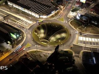 Habilitada  nueva Rotonda del Bicentenario