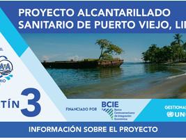 Novedades Proyecto Puerto Viejo