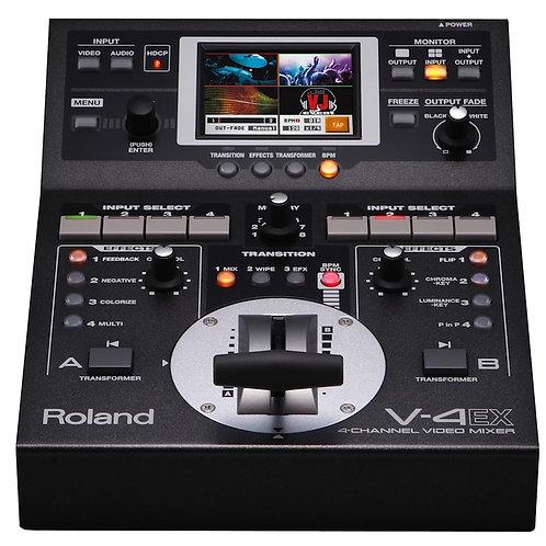 Mélangeur Vidéo Roland V-40hD