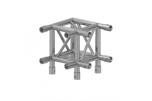Angle 90° horizontal 3D