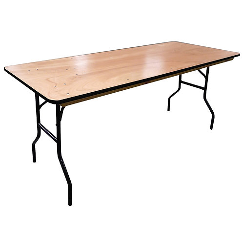 Table rectangle 8-10 pers.