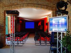 Projection vidéo projecteur