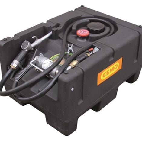 Cuve à Fuel Externe - 300litres - Pompe 12v