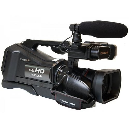 Caméra d'épaule Panasonic AG-AC8EJ