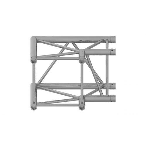 Angle 90° horizontal 2D