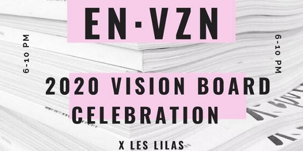 En-Vision: 2020 Vision Board Celebration [Female Department x Les Lilas]